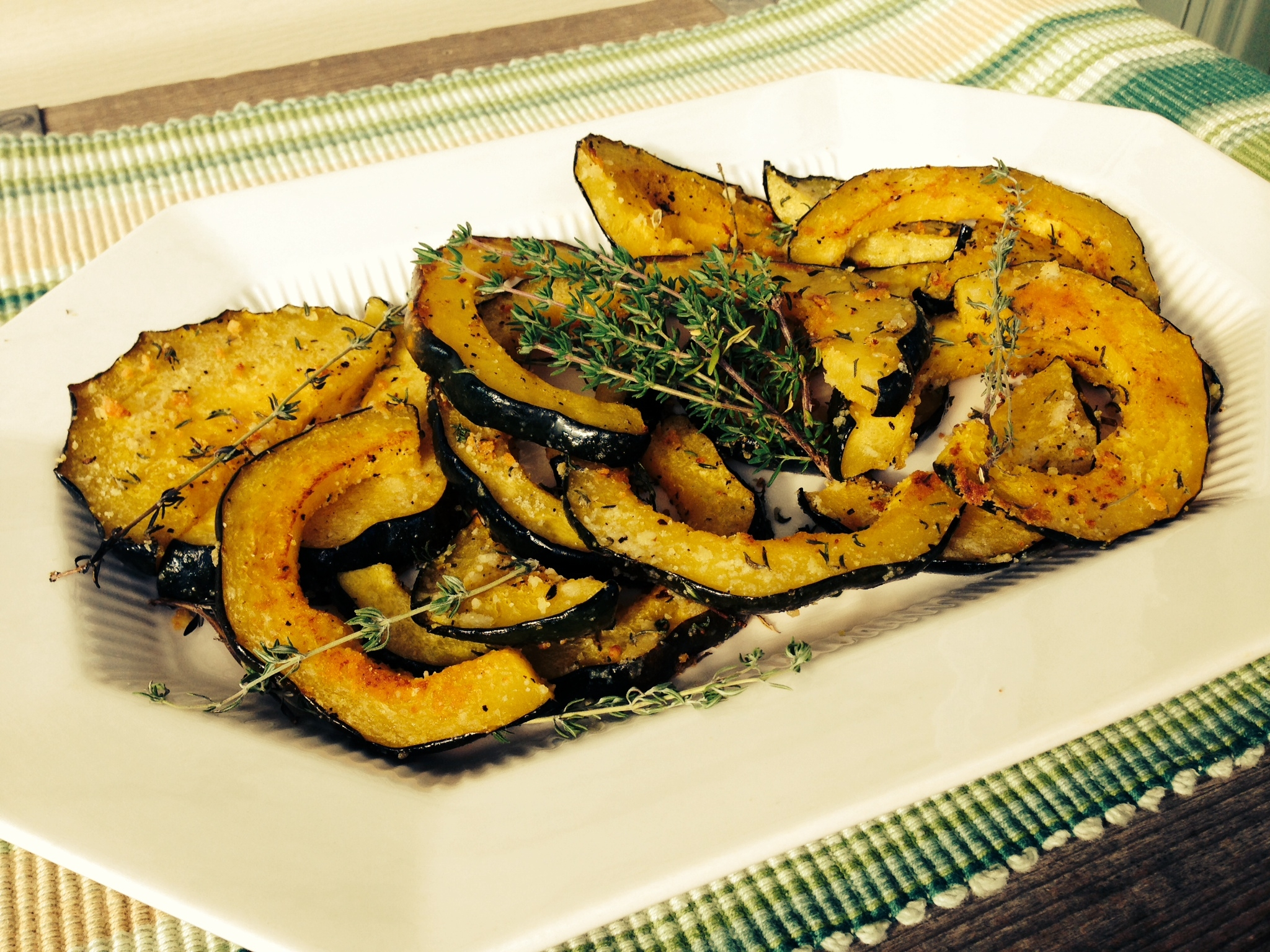 Parmesan Roasted Squash Recipes — Dishmaps