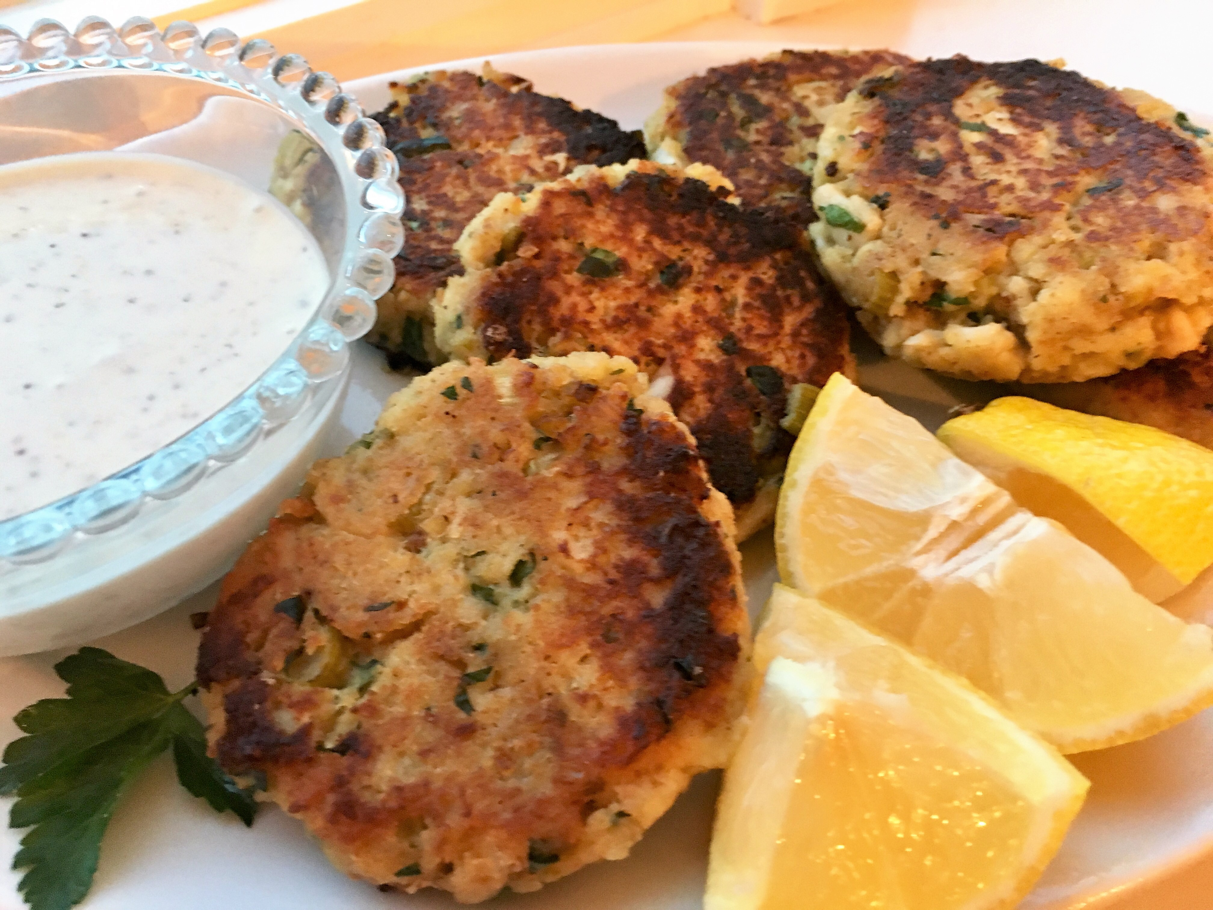 Fish Cakes | Nourished Living