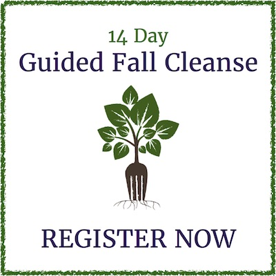 Fall 2017 cleanse button