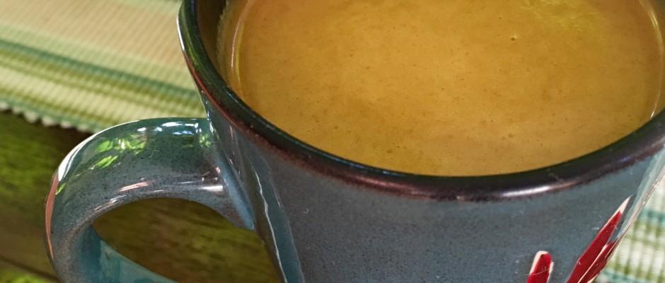 Turmeric Chai Latte